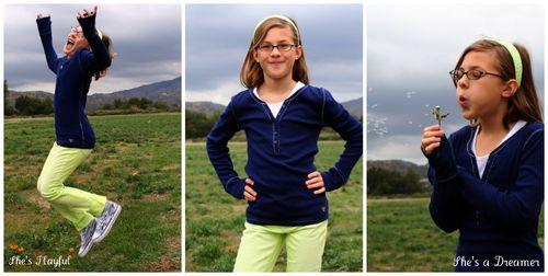 Kylah photo collage