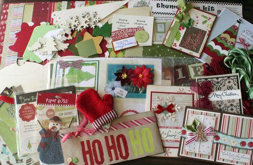 Christmas Grab Box 1