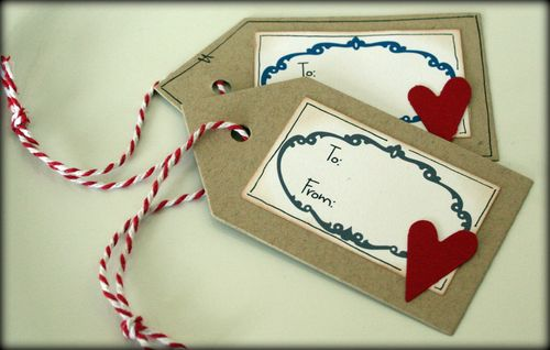 Card tags