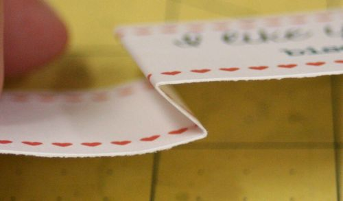 Card folding technique 1