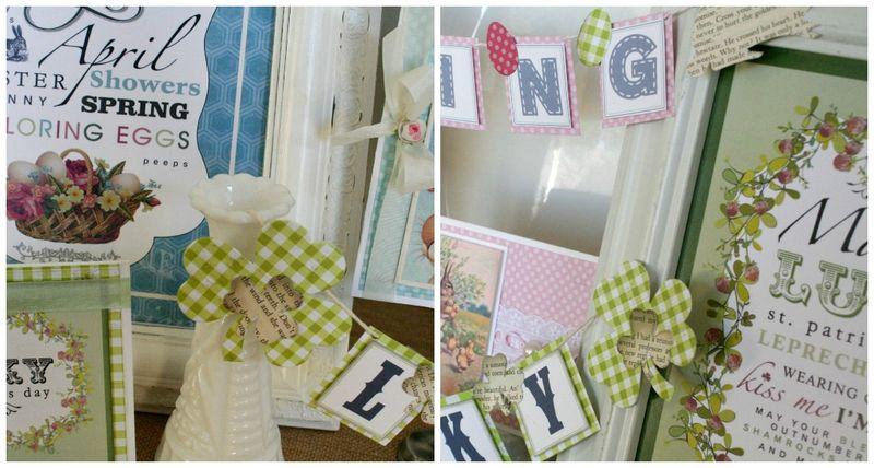 Spring mini kit collage