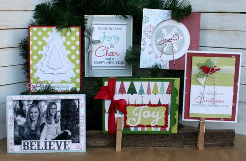 Christmas cards oct.