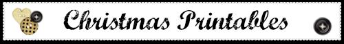Banner xmas printable 500