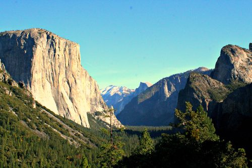 Yosemite edit