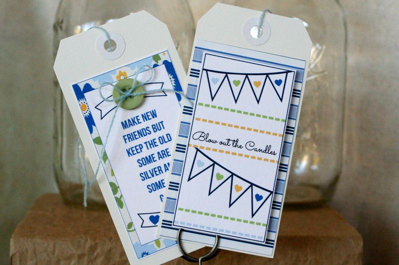 March tags