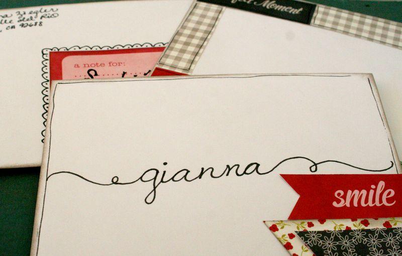Dec envelopes
