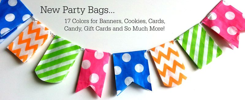 Party bag banner 1