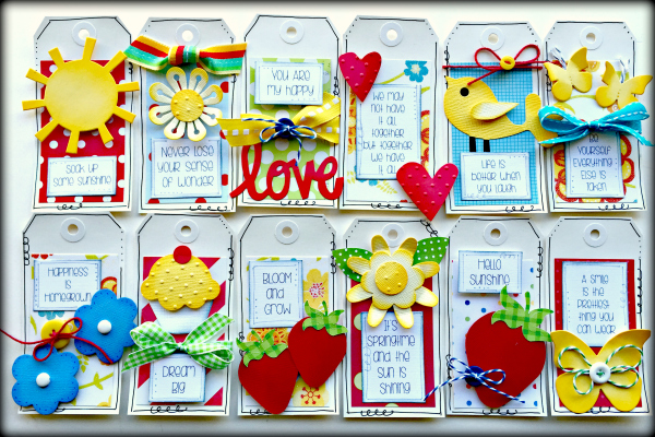 Sunshine tags