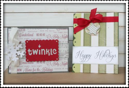 Christmas cards sept 12
